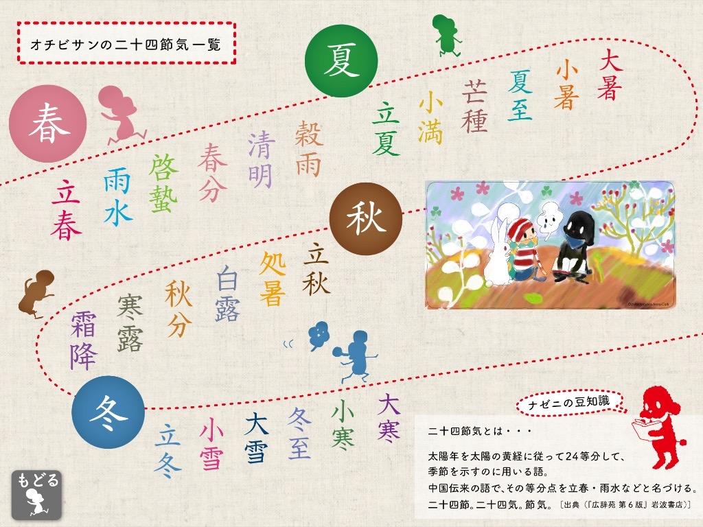 安野モヨコ『オチビサン』の公式アプリ